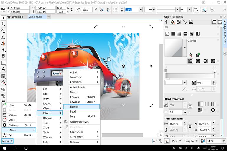 CorelDRAW Graphics Suite 2017 19.0.0.328 (x86/ 32-bit) Full Version