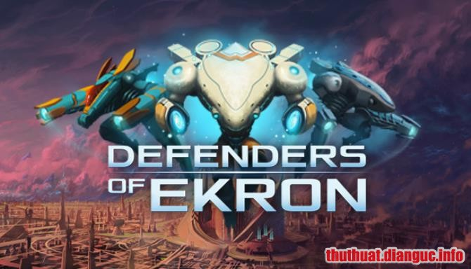 Download Game Defenders of Ekron Full Cr@ck