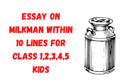 Essay on Milkman