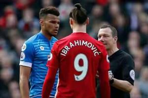 Mings Gets Five-Match Ban For Stamp On Ibrahimovic 1