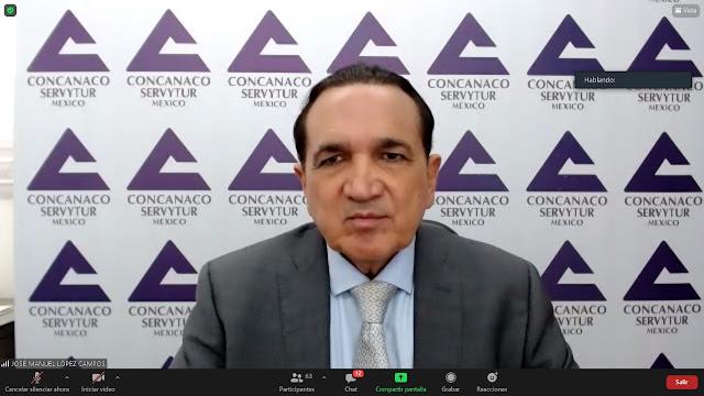 Llama Concanaco a partidos políticos y candidatos a respetar la ley electoral para tener elecciones pacíficas y concurridas