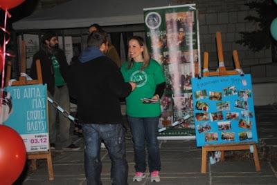 Ανοιχτή δράση για τη δωρεά αίματος - Η Νέα Ακρόπολη στα Ιωάννινα