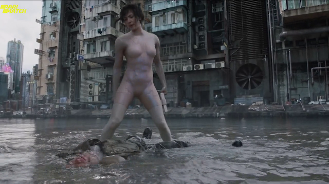 Ghost in the Shell 2017 Hindi (HQ Fan Dubbed) 720p BluRay