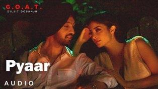 Pyaar Lyrics - Diljit Dosanjh