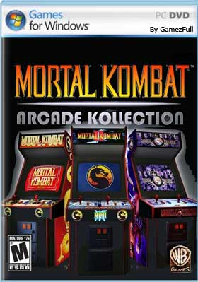 Descarga Mortal Kombat Arcade Kollection juego completo mega y google drive