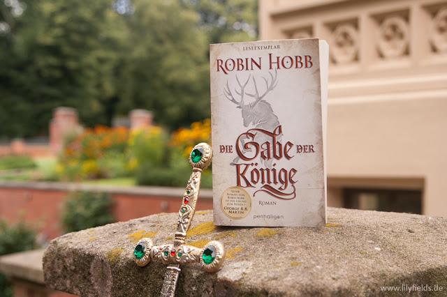 Die Gabe der Könige von Robin Hobb