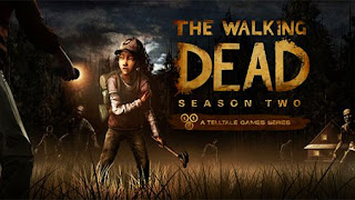 Game HD Android The Walking Dead Season One, Two, Three