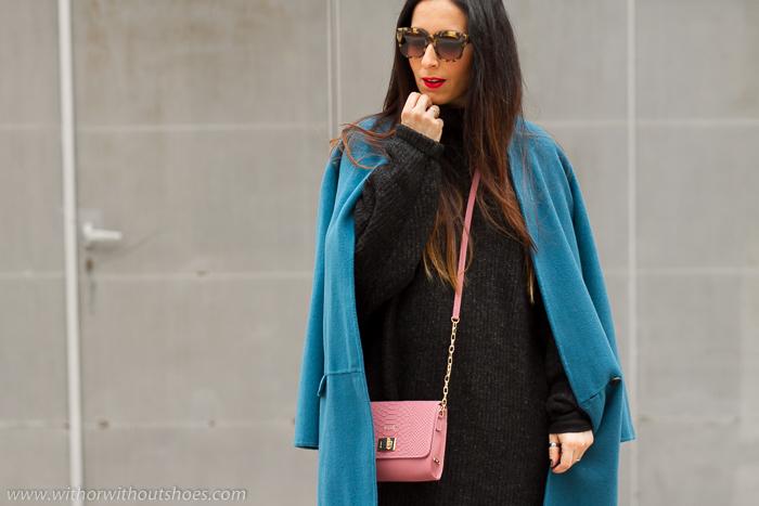 ideas para vestir como una blogger influencer embarazada de moda