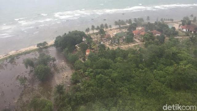 BNPB: Ada Potensi Tsunami Susulan Selat Sunda, Jauhi Pantai