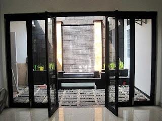 Kumpulan Motif Model Contoh Gambar Kusen Jedela Pintu Kayu & Aluminium Minimalis Terbaru.