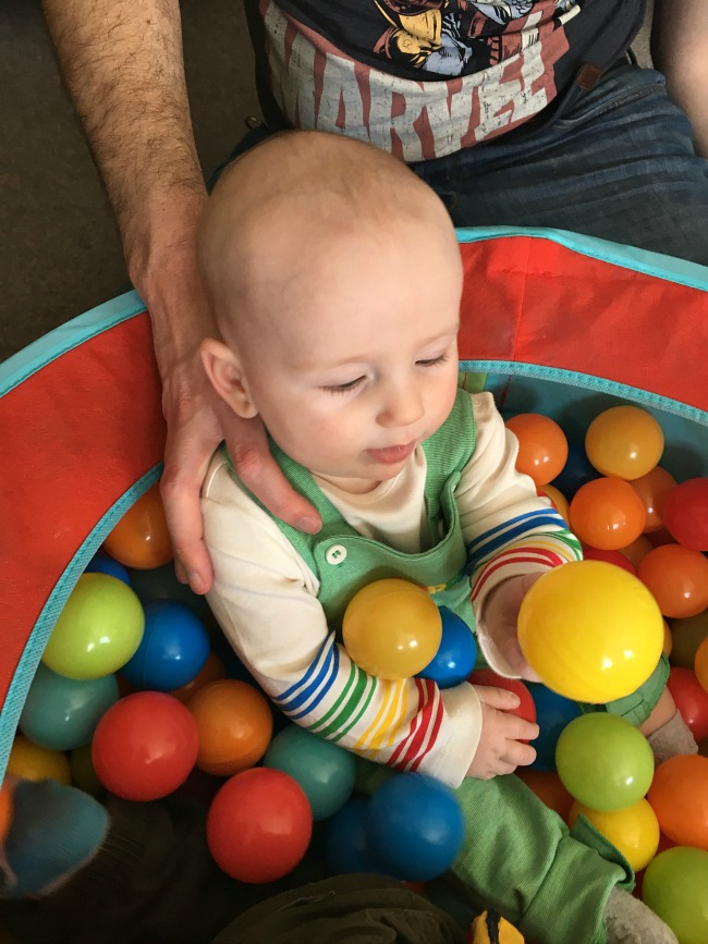 baby-sat-in-ball-pit