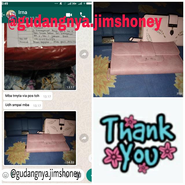 Testimoni Dompet Jimshoney Mora Wallet