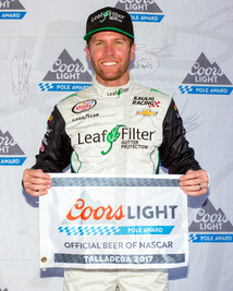 Blake Koch - My Favorite #NASCAR Story of this Weekend