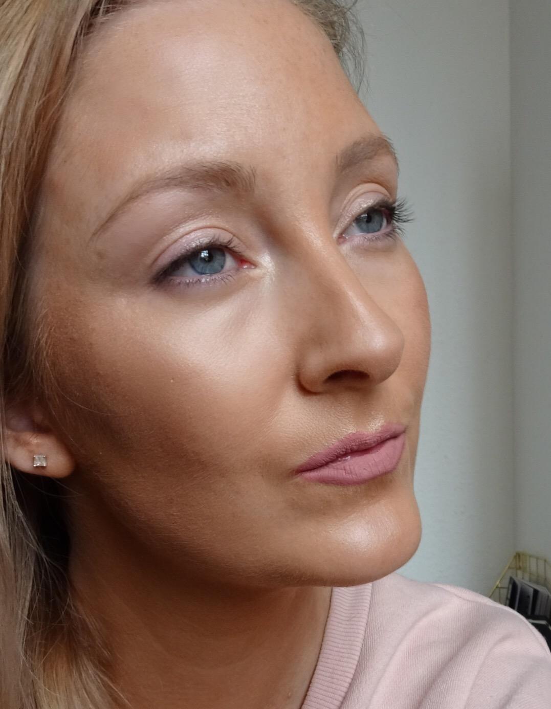 slightly edited makeup