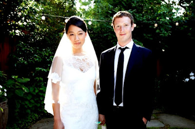Se casó Mark Zuckerberg BODA