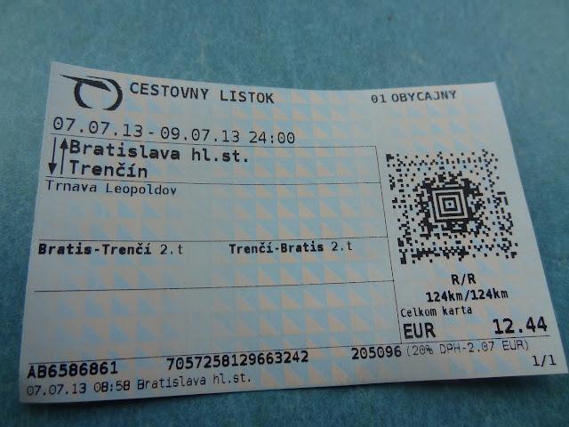 trens na eslovaquia