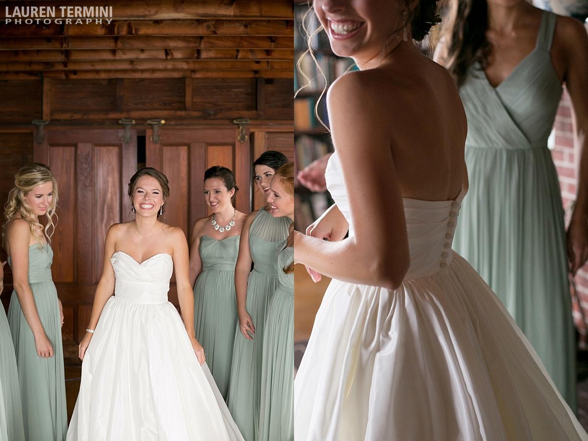 Lauren Termini Photography: Anna + Patrick | Backyard Wedding ...