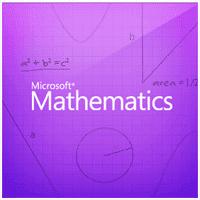 تحميل برنامج حل المعادلات الرياضية مع شرحها Microsoft Mathematics