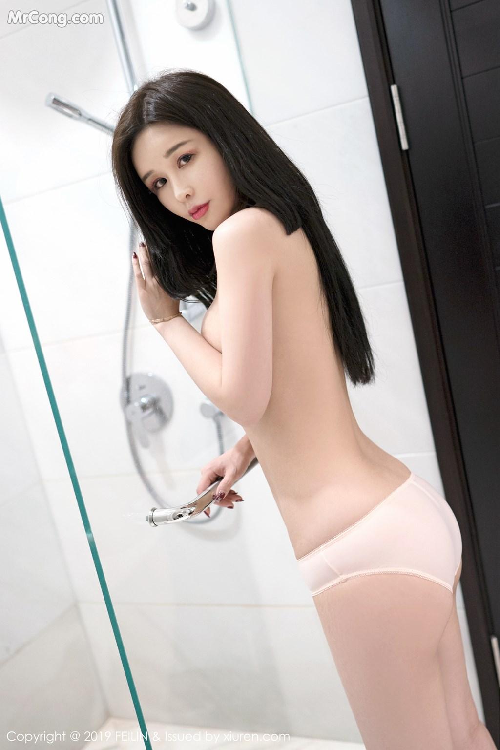 Image FEILIN-Vol.184-Zhang-Yu-Meng-MrCong.com-004 in post FEILIN Vol.184: Zhang Yu Meng (张雨萌) (41 ảnh)