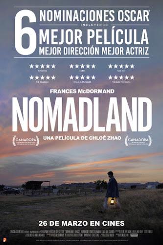 Nomadland (BRRip 1080p Dual Latino / Ingles) (2020)