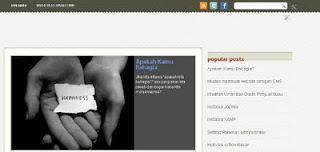 Blog Azzam Kafie berisi artikel seo, belajar search engine, Berita, cara-cara membuat website, CMS Joomla,   Islam, Kalimat Motivasi, Katakata Motivasi, Kisah Motivasi, Me and My Self, Motivation dan optimasi seo