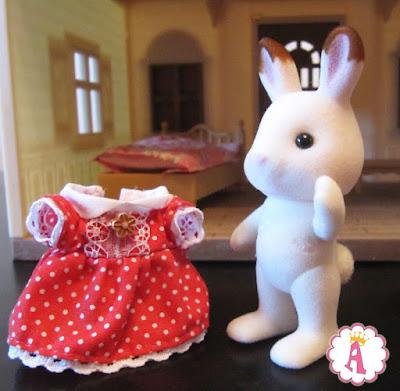 Игрушка кролик Sylvanian Families