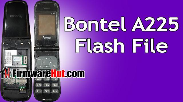 Bontel A225 Flash File SC6531E Tested (Stock Official Rom)