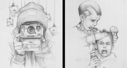 00-Pencil-Portraits-Nas-www-designstack-co