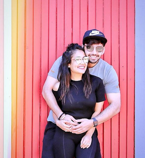 Neha-Kakkar-with-Himansh