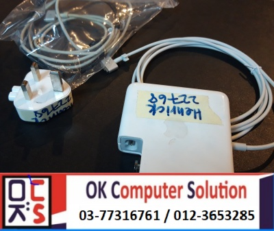 [SOLVED] MAGSAFE 2 85W REPAIR CABLE | KEDAI REPAIR MACBOOK 10