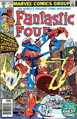 Fantastic Four #226