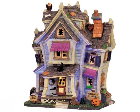 Casa stregata gioco