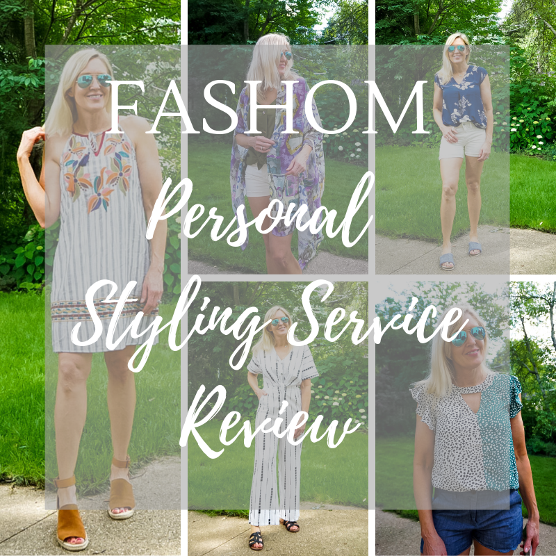 FASHOM Styling Service