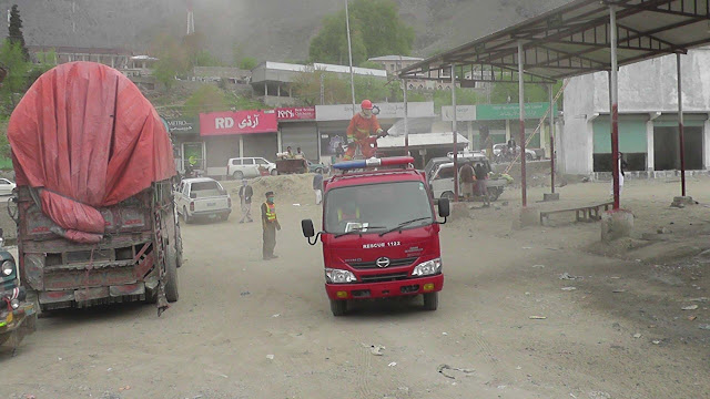 Preparations for the second wave of coronavirus and its prevention and control in Chitral, There is no laboratory for corona test in both the districts of Chitral yet