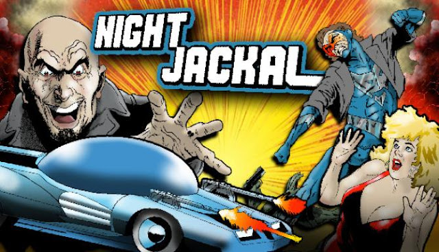 Night Jackal Free Download PC Game Cracked in Direct Link and Torrent. Night Jackal is an irreverent shoot 'em up style retro racing game in the spirit of the challenging arcade games of the 80s.