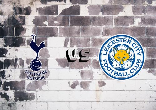 Tottenham Hotspur vs Leicester City  Resumen y Partido Completo