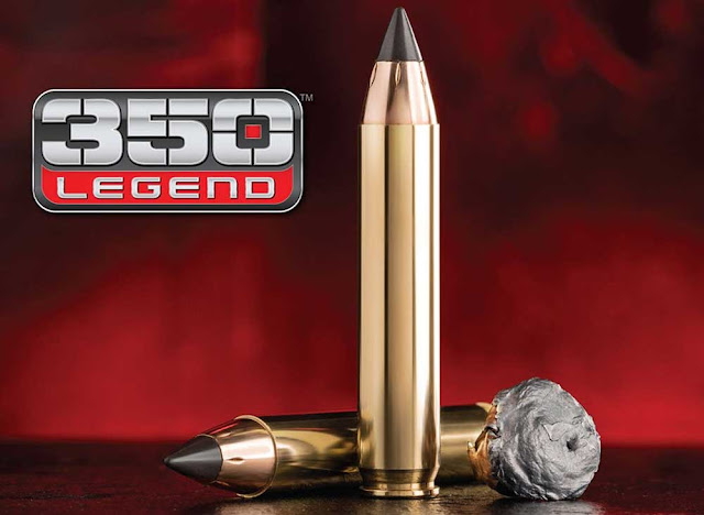 O Calibre Winchester 350 Legend
