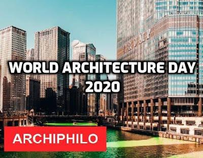 World Architecture Day 2020 | Archiphilo