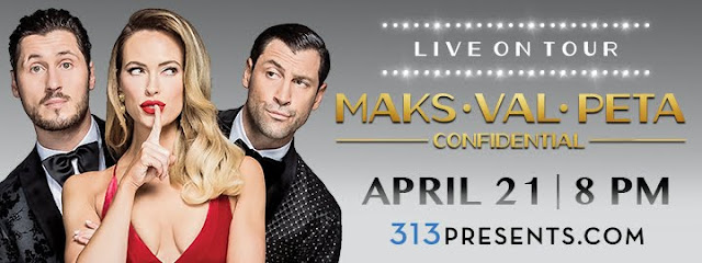 Maks Val and Peta Metro Detroit giveaway, metro detroit, things to do, dance