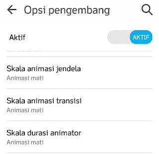 Cara Mudah Mempercepat Android Yang Lemot