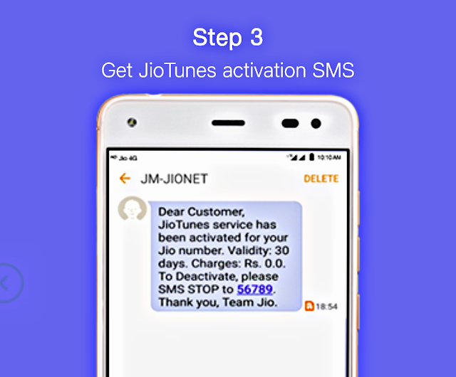 How to set caller tune in jio phone.Three ways to activate caller tune on jio phone