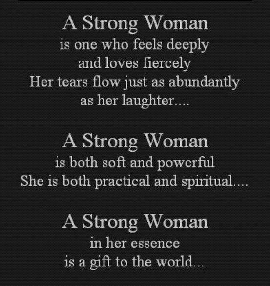 life inspiration quotes: What is a strong woman ...