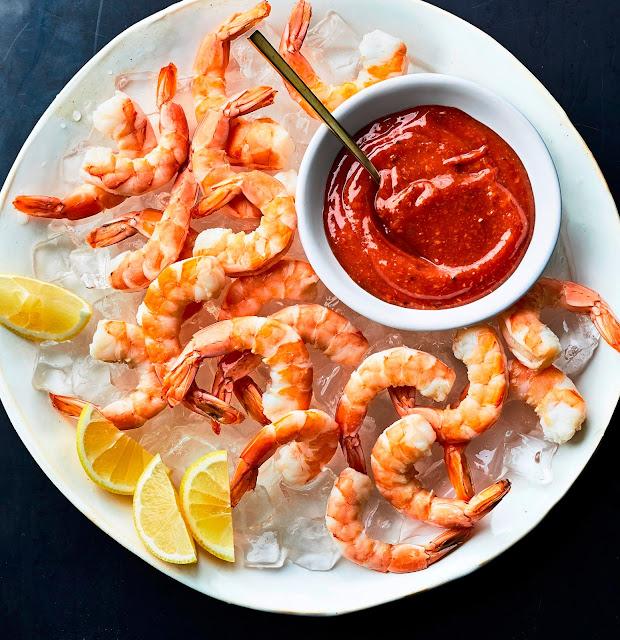 Shrimp Cocktail - 3