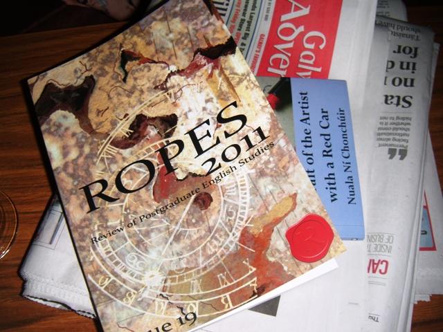 foto de WOMEN RULE WRITER: CÚIRT 2011 AFTERS - mostly short fiction