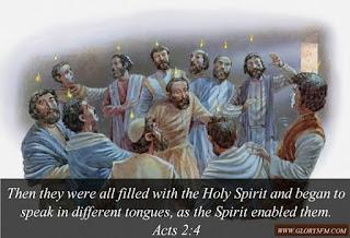 Pentecost Sunday - Catholic Daily Reading + Reflection: Sunday, 23 May 2021