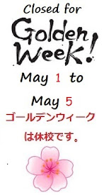 Golden Week Holidays