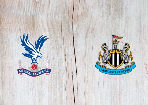 Crystal Palace vs Newcastle United -Highlights 22 February 2020