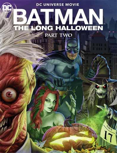 Pelicula Batman: Largo Halloween, Parte 2