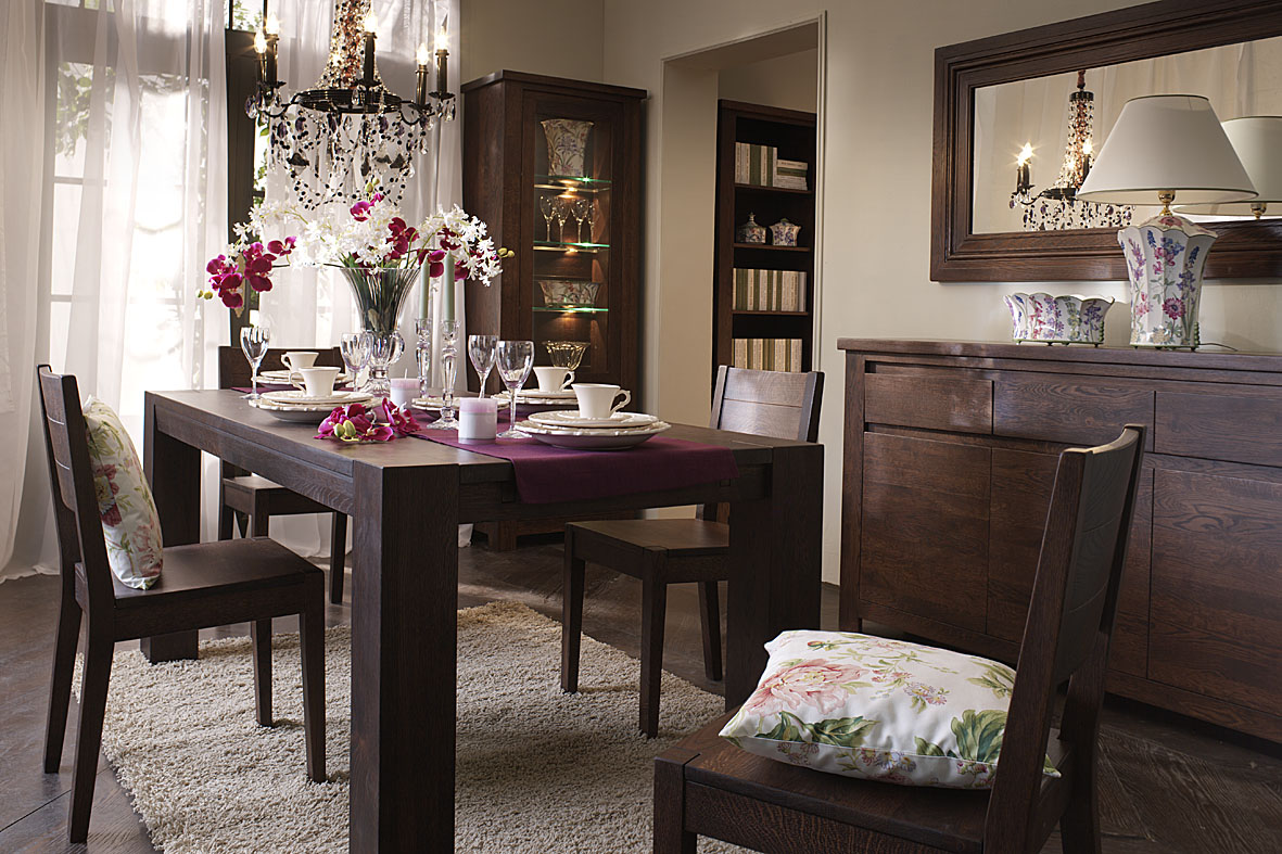 Dining Room Tables Contemporary Ideas Modern Feng Shui Dining Room Ideas Long Farmhouse Dining
