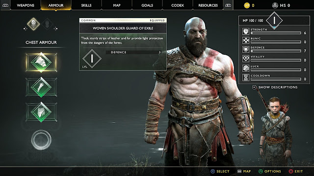 تحميل لعبة god of war APK بدون محاكى للاندرويد